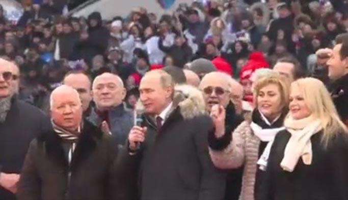 Putin Sovyet Rusya özlemini açıkladı