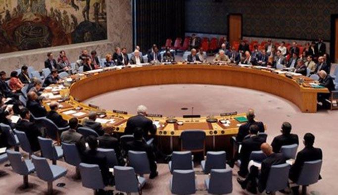 Rusya, BMGK'daki Suriye toplantısını engelledi