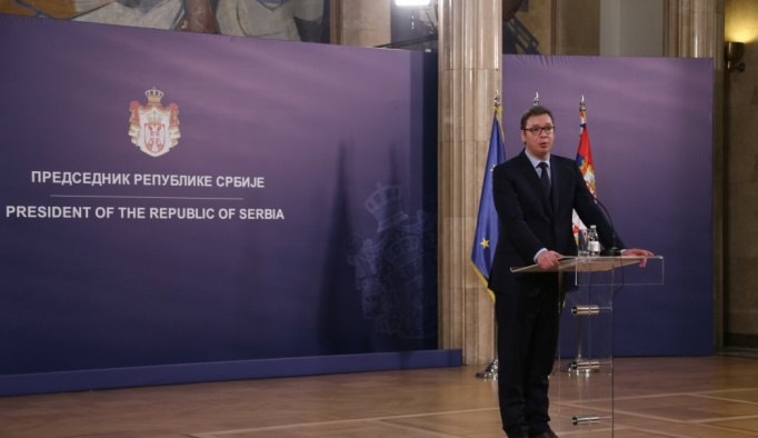 Sırbistan ile Kosova arasında 'gözaltı' gerilimi