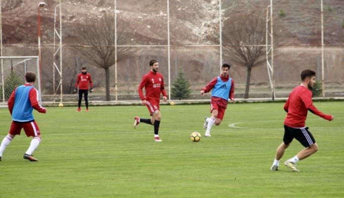 Sivasspor, Bursaspor maçına odaklandı