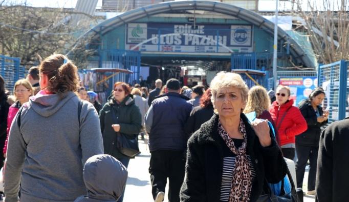 Sosyete pazarına yabancı turist ilgisi