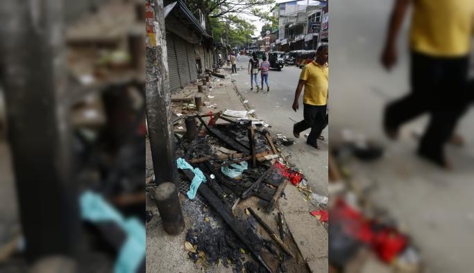Sri Lanka'da Müslümanlara saldırılar