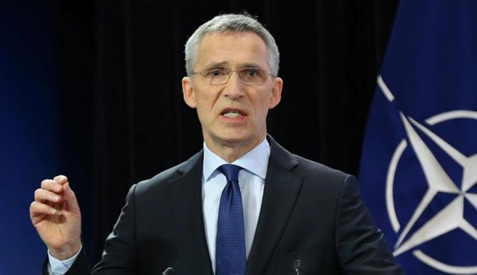 'NATO tehditlere karşı Türkiye'yle dayanışma içinde'