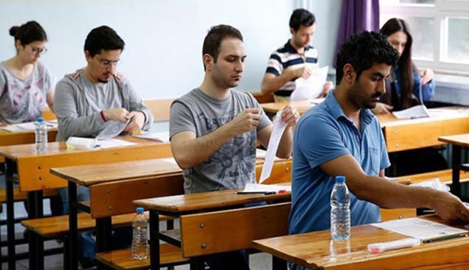 Taşeron işçilere yazılı sınav