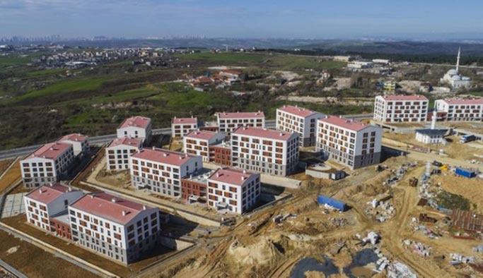 TOKİ Kayaşehir'de satışlar başlıyor