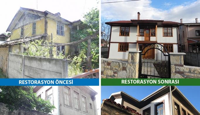 TOKİ'nin restorasyon desteği yüzde 150 arttı
