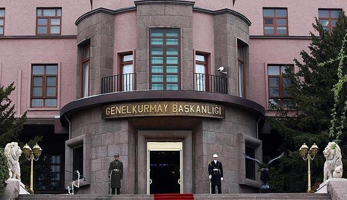 TSK: Hastane bombalandığı haberleri gerçek dışıdır