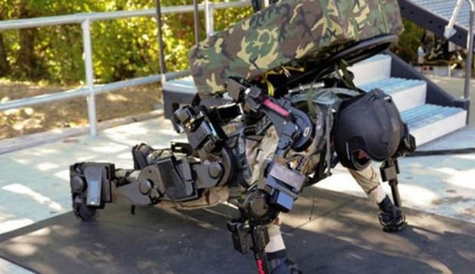 TSK için 'robot asker' geliştirilecek