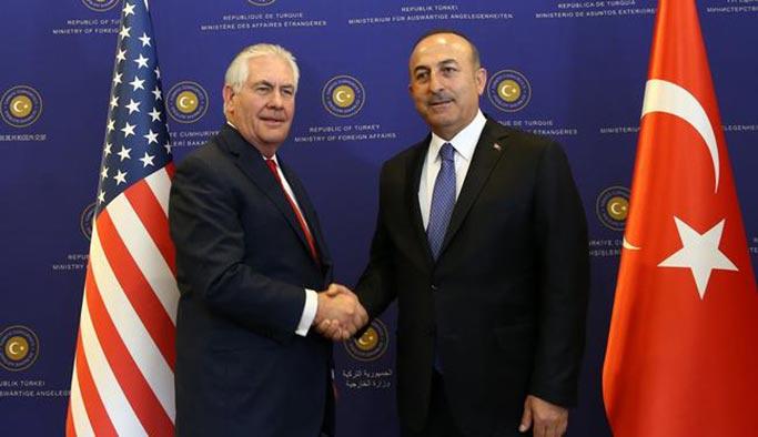 Türkiye ile ABD arasında Münbiç mutabakatı