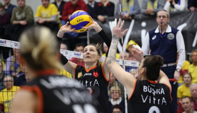 Voleybol: Kadınlar CEV Kupası