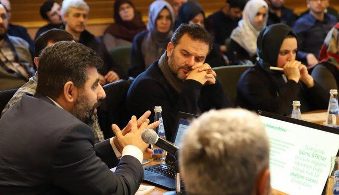 Yazar ve akademisyenler İslami STK'ları tartıştı