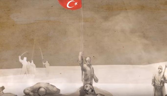 Yedi dilde Çanakkale Türküsü VIDEO