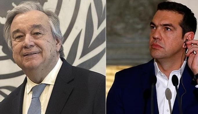 Yunanistan, BM'den yardım istedi