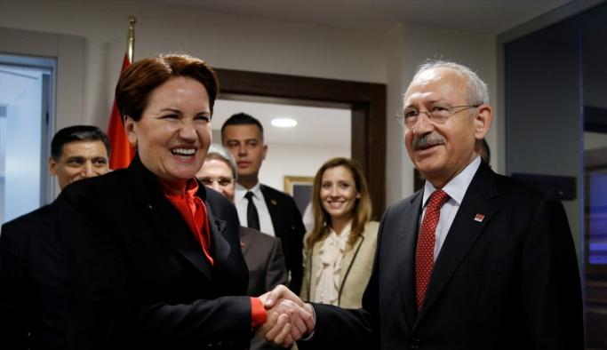 CHP'den İyi Parti'ye 15 ödünç milletvekili
