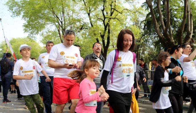 13. Uluslararası Tarihi Kent Koşusu Yarı Maratonu