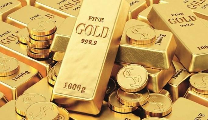 220 ton altın Türkiye'ye getirildi