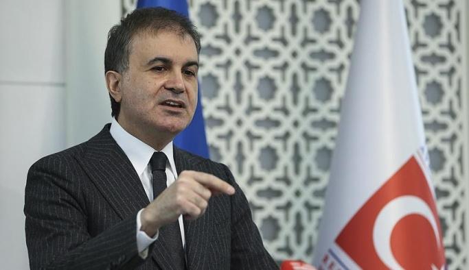 AB Bakanı Çelik'ten AB liderlerine tepki