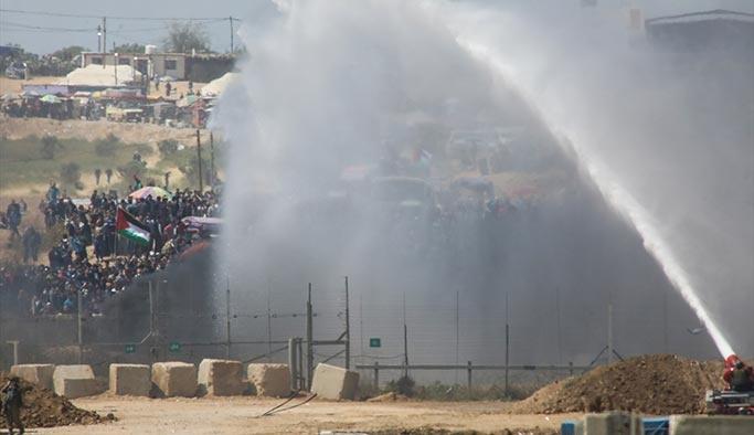 AB İsrail'den orantılı güç kullanmasını istiyor