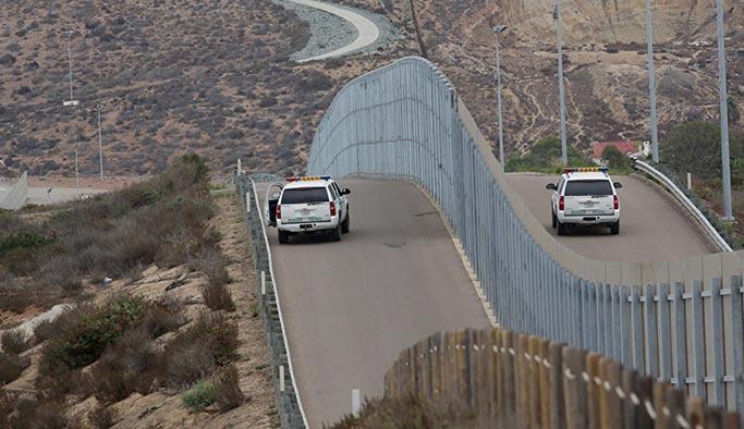 ABD'den Meksika sınırına 4 bin asker