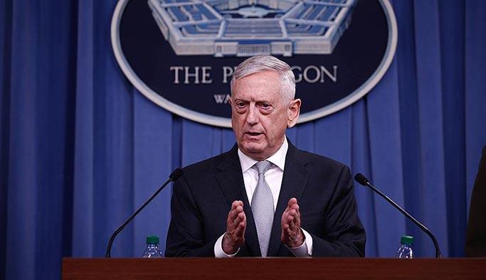 ABD Savunma Bakanı: Suriye'den çekilmiyoruz