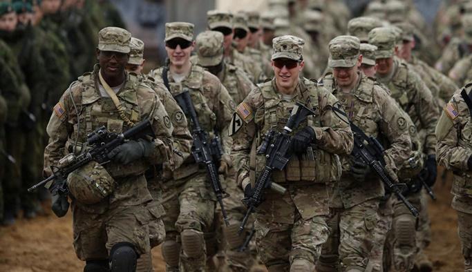 ABD PKK'ya 'Arap kılıfı' hazırılıyor