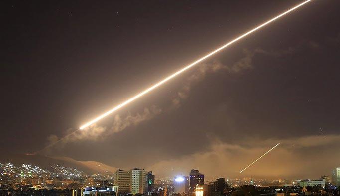 ABD Suriye saldırısı öncesi Türkiye'yi bilgilendirdi