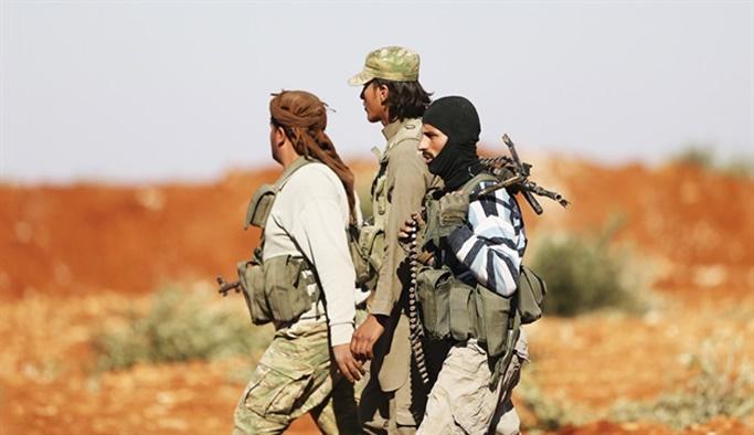 Suriye'nin kuzeyine körfez parasıyla yeni ordu