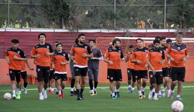 Adanaspor, Tetiş Yapı Elazığspor maçı hazırlıklarına başladı