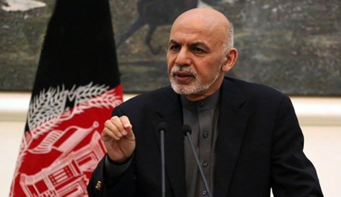 Afgan Cumhurbaşkanından Taliban'a barış çağrısı