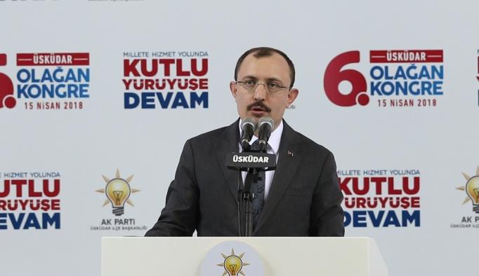 AK Parti Üsküdar 6. Olağan İlçe Kongresi