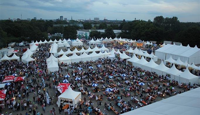 Almanya'da  Ramazan etkinliğine engel