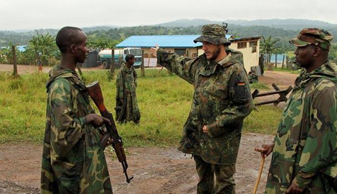 Almanya Somali'deki askerini geri çekti