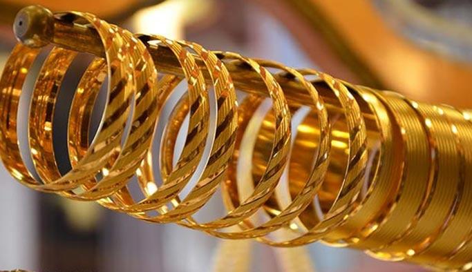 Altının gram fiyatı 3 haftanın en düşüğünde
