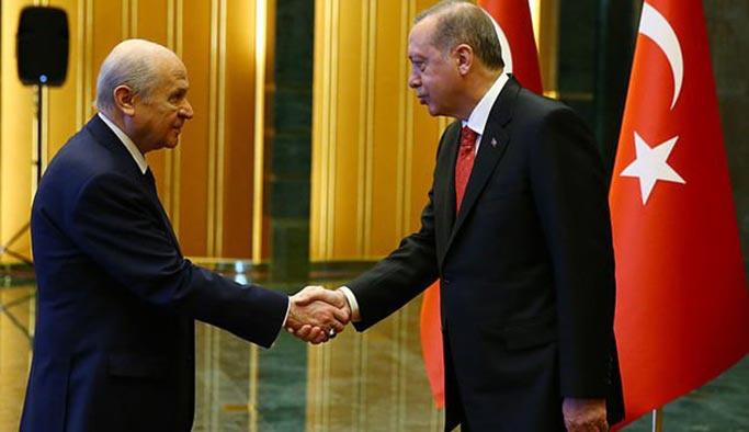 Ankara'da sürpriz görüşme, Erdoğan ve Bahçeli görüşecek