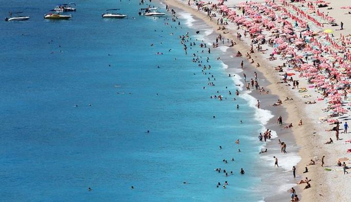 Antalya turizmde hedefi yükseltti