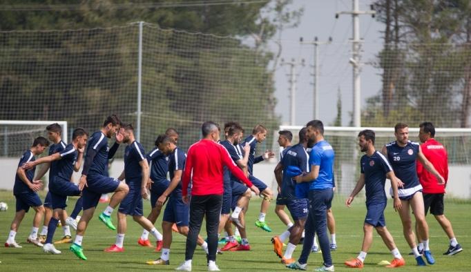 Antalyaspor galibiyet serisini sürdürmek istiyor