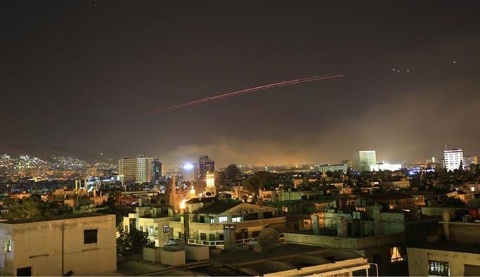 Arap ülkelerinden Suriye saldırısına ilk tepkiler