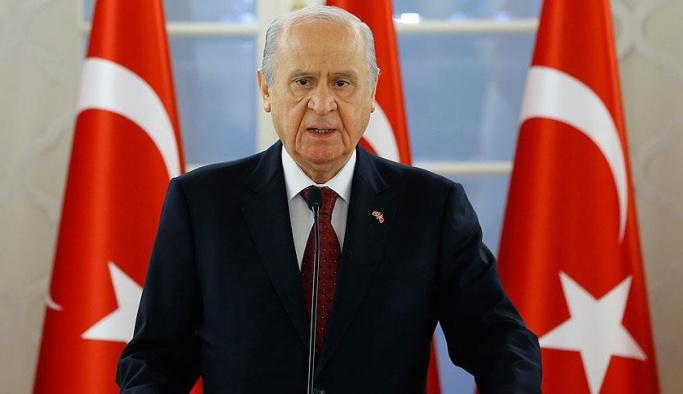Bahçeli MHP'nin Cumhurbaşkanı adayını açıkladı