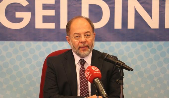 Başbakan Yardımcısı Akdağ Erzurum'da: