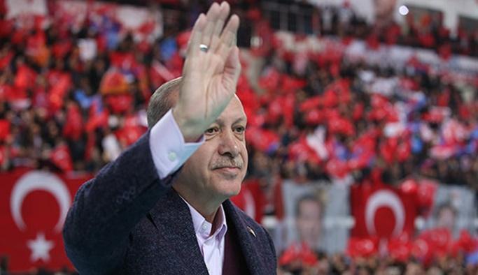 Erdoğan 316 imzayla aday