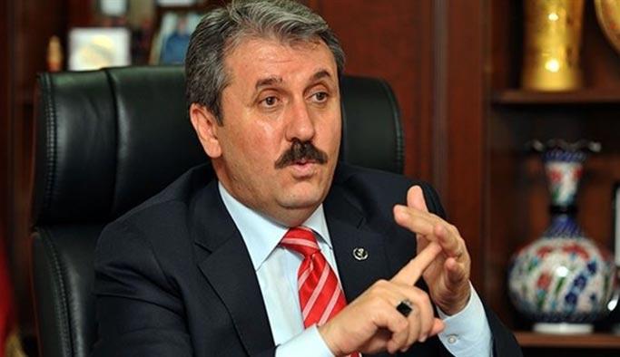 BBP Genel Başkanı Destici, adaylarını açıkladı
