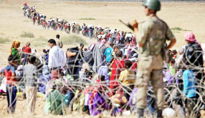 BM: 2 milyon kişi daha Türkiye sınırına dayanabilir