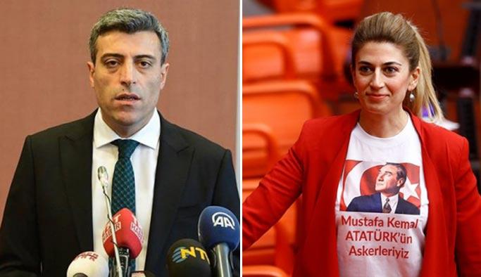 CHP'li iki adaya partilerinden şok