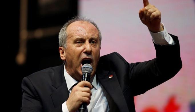 CHP'li Muharrem İnce: Erdoğan'a oy veririm