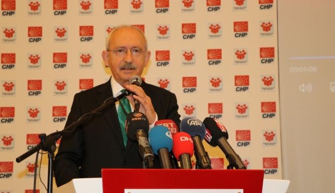 CHP'nin Belediye Başkanları Toplantısı