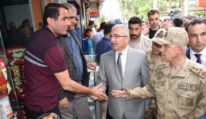 """""""Çukur operasyonları devlete başkaldıran eşkıyanın sonu olmuştur"""""""
