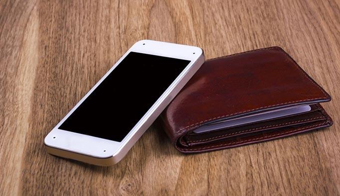 Cüzdanınız mı kıymetli yoksa telefonunuz mu?