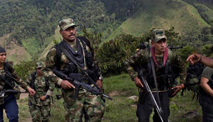 Ekvador'dan eski FARC militanlarına 12 saat süre