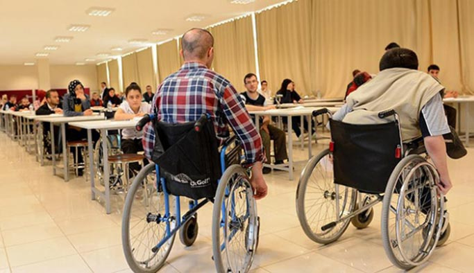 Engelli memur adaylarının yerleşim sonuçları açıklandı