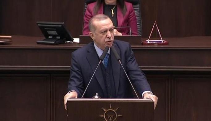 Erdoğan: 15 Temmuz'da kuyruğu kıstırıp kaçtınız